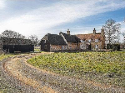 Lower Farm Road, Bromham, Bedfordshire, MK43