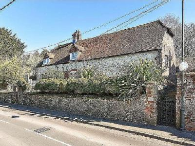 House for sale, Steyning - Listed