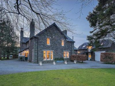 The Old Vicarage, Lorton, Cockermouth, The Lake District, CA13