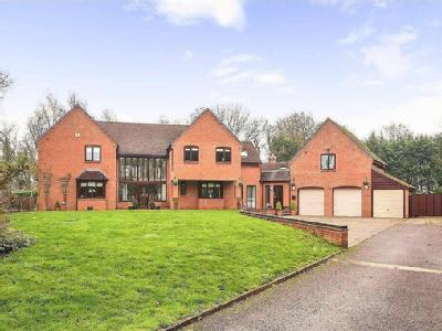 Cliftonthorpe Meadows, Ashby-De-La-Zouch, LE65
