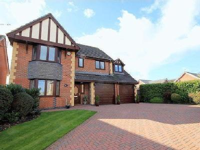 Birchwood Grove, Cheadle, ST10
