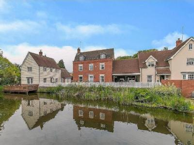 Littlefield, Rectory Hill, Wivenhoe, Colchester, CO7
