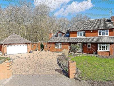 Sitwell Close, Newport Pagnell, Buckinghamshire