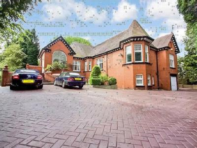 Old Hall Road, Salford, Greater Manchester, M7