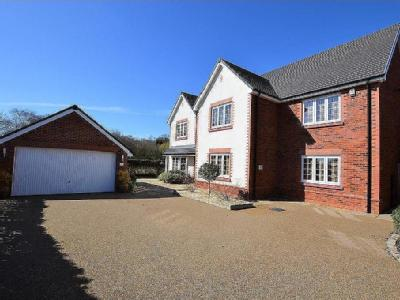 Jay Close, Somerford - Detached