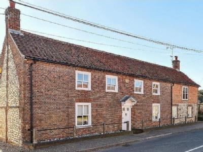 House for sale, Ringstead - Grade II