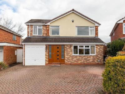 Fowgay Drive, Solihull - Detached