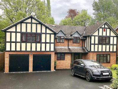 Fairburn Drive, Radrook Green, Shrewsbury