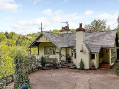 House for sale, Symonds Yat - Garden