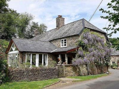 Exford, Exmoor National Park, Somerset, TA24
