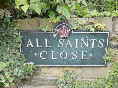 All Saints Close, Burnley BB12