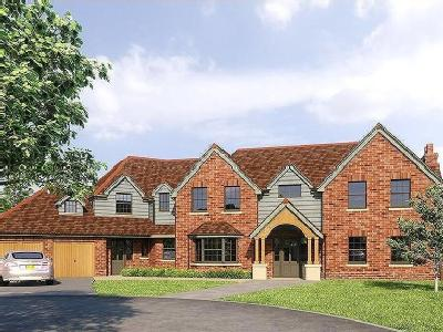 Ideal Farm, Braughing Friars, Braughing - just 4 BRAND NEW LUXURY HOMES - COMING SOON...