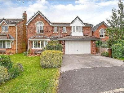 Dylan Road, Stoke-On-Trent - Detached