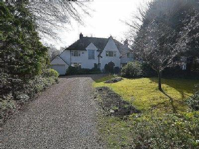 Croft Drive East, Caldy - Detached