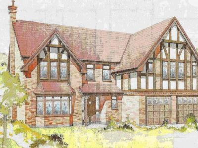 The Dove-Crag, Plot 43, 44 Park View, West Avenue, Barrow-in-Furness