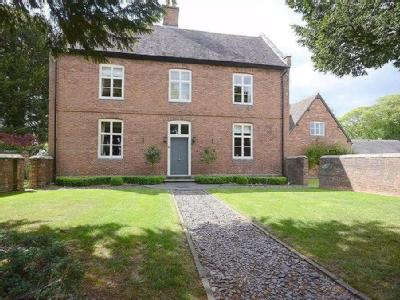 Milwich, Stafford - Detached, Listed
