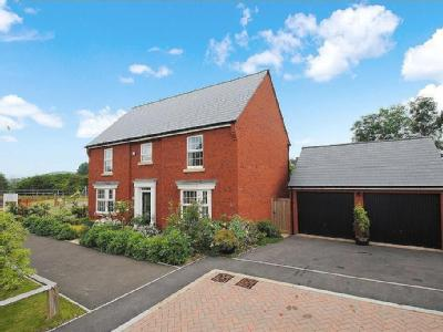 Luxton Way, Wiveliscombe - Reception