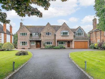 Widney Manor Road, Solihull