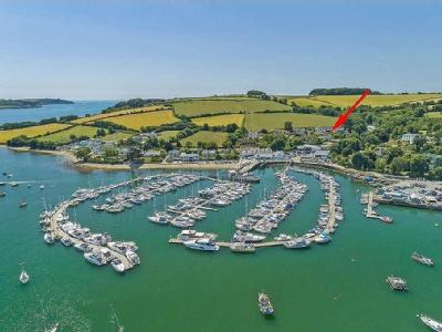 Mylor Harbour, Falmouth, South Cornwall