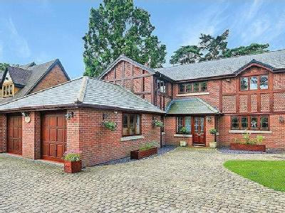 The Paddock, Willaston - Detached