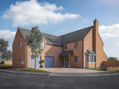 Normanton Road, Packington - Detached