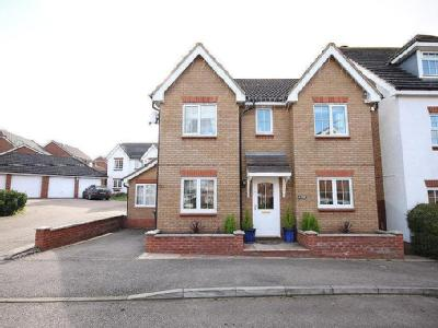 Gregory Close, Meppershall, Shefford, Sg17