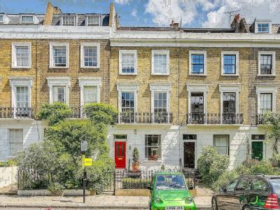 Albert Street, London NW1 - Listed