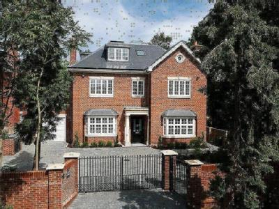 Coombe Hill Road, Kingston-Upon-Thames KT2