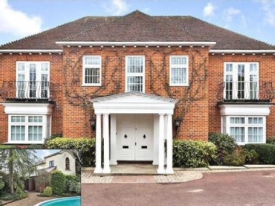 Totteridge Lane, Totteridge, London N20