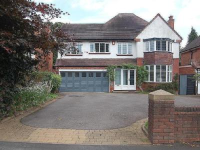 Silhill Hall Road, Solihull B91
