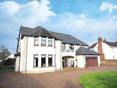 56 Monument Road, Ayr, KA7 - Detached