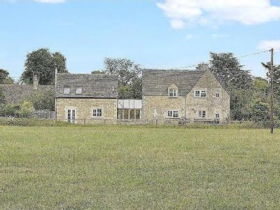 West End, Shilton, Burford, Oxfordshire