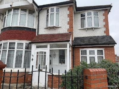Ashburton Avenue, Ilford - Terraced