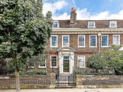 Old Town, Clapham, London - Listed