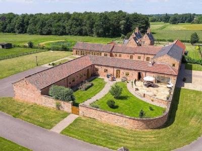 Moor House Farm, Willingham Road, Lea, Lincolnshire, DN21