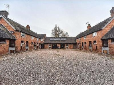 Foston Stud, Hay Lane, Foston, Derbyshire, DE65