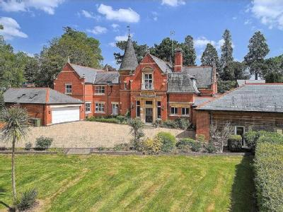 Impney, Droitwich, Worcestershire, WR9