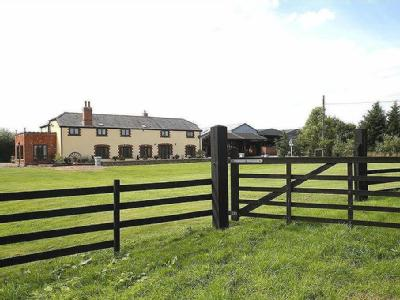 Church Farm, Marston Road, Croft, Leicestershire