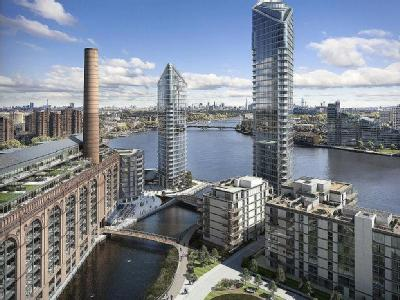 Chelsea Waterfront, Lots Road, London, SW10
