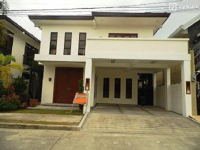 House for rent Angeles City - Balcony