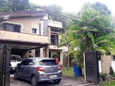 House to let Angeles - Unfurnished