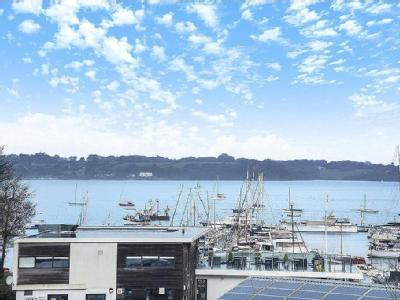 Mylor Harbour, Falmouth, Cornwall, TR11