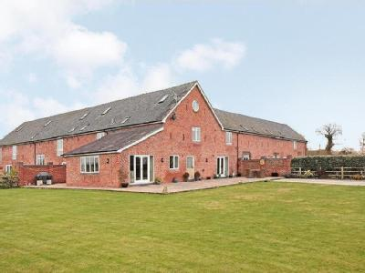 5 bedroom Barn Conversion Semi Detached in Wettenhall