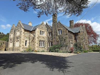 The Vicarage, Rowsley, Matlock, Derbyshire DE4