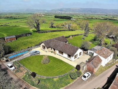 Clewer, Wedmore - No Chain, Bungalow