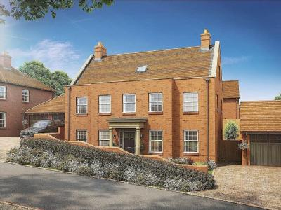 Off Coppice Hill, Bishops Waltham, Southampton, Hampshire, SO32