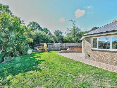 House for sale, Lower Road - Garden