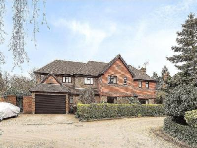 House for sale, Harpenden - Garden