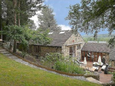 House for sale, Station Road - Garden