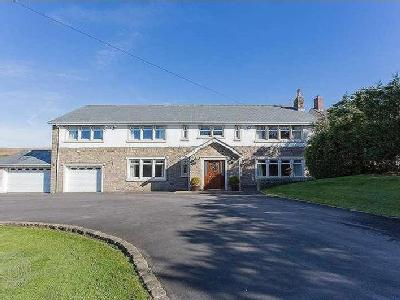 House for sale, Georges Lane - Garden